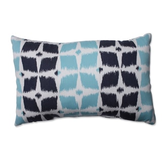 Pillow Perfect Neo Motif Aqua Throw Pillow