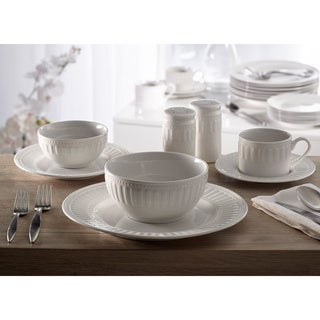 Sparta 50-piece Dinnerware Set