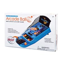 Desktop Challenge Arcade Ball Mini Shoot and Score Game