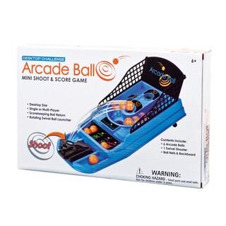 Desktop Challenge Arcade Ball Mini Shoot and Score Game