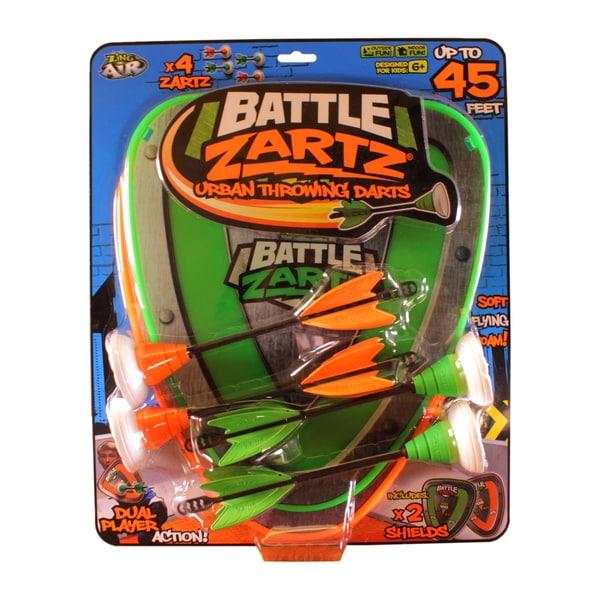 Battle Zarts Urban Throwing Darts