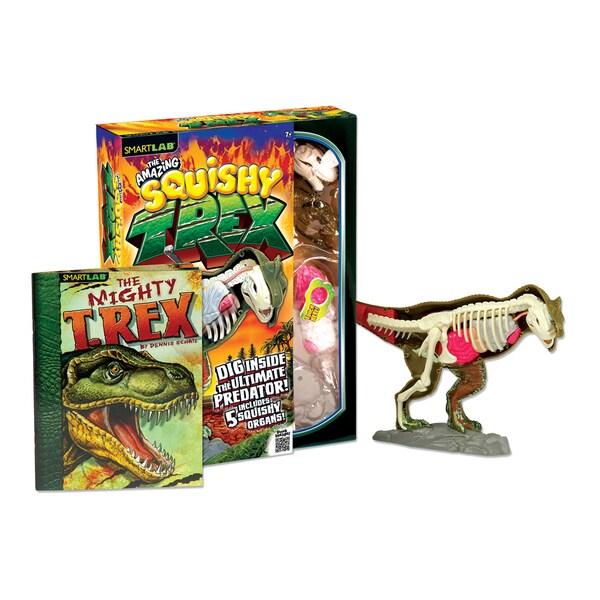 The Amazing Squishy T-Rex