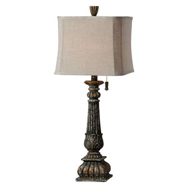 forty west raleigh table lamp free shipping today. Black Bedroom Furniture Sets. Home Design Ideas