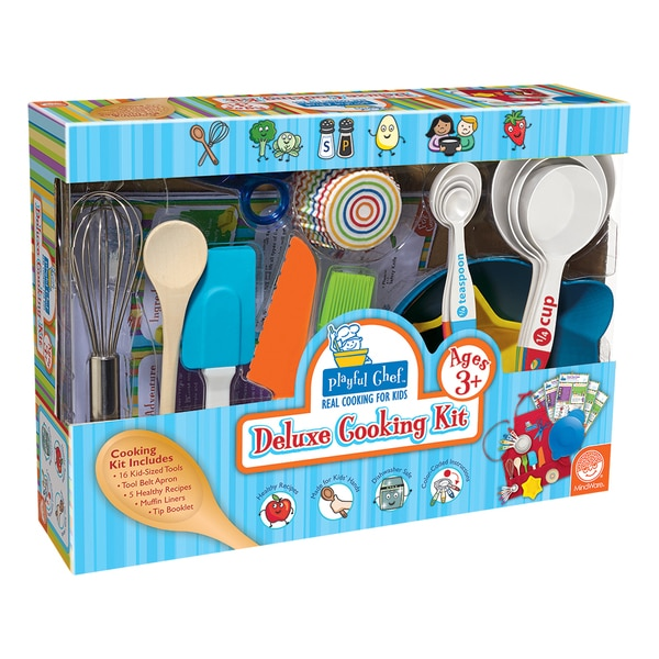 Playful Chef Deluxe Cooking Kit Ages 3+
