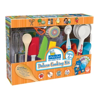 Playful Chef Deluxe Cooking Kit Ages 6+