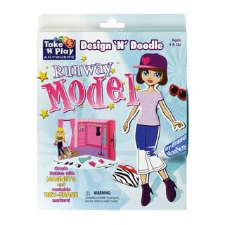 Design 'N' Doodle Runway Model