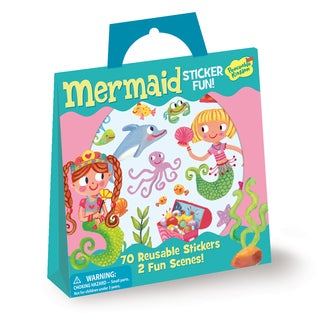 Mermaid Sticker Tote