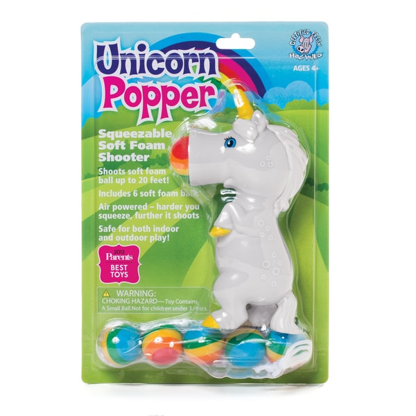 Unicorn Popper White Sunshine