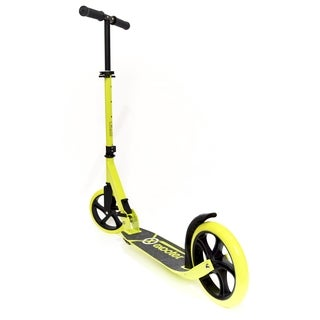 EXOOTER Vibrant Green M1450BG Teen Kick Scooter with 200mm Wheels