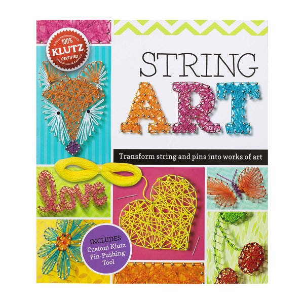String Art. Opens flyout.