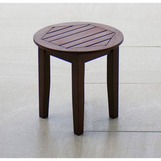 Alston Natural Side Table
