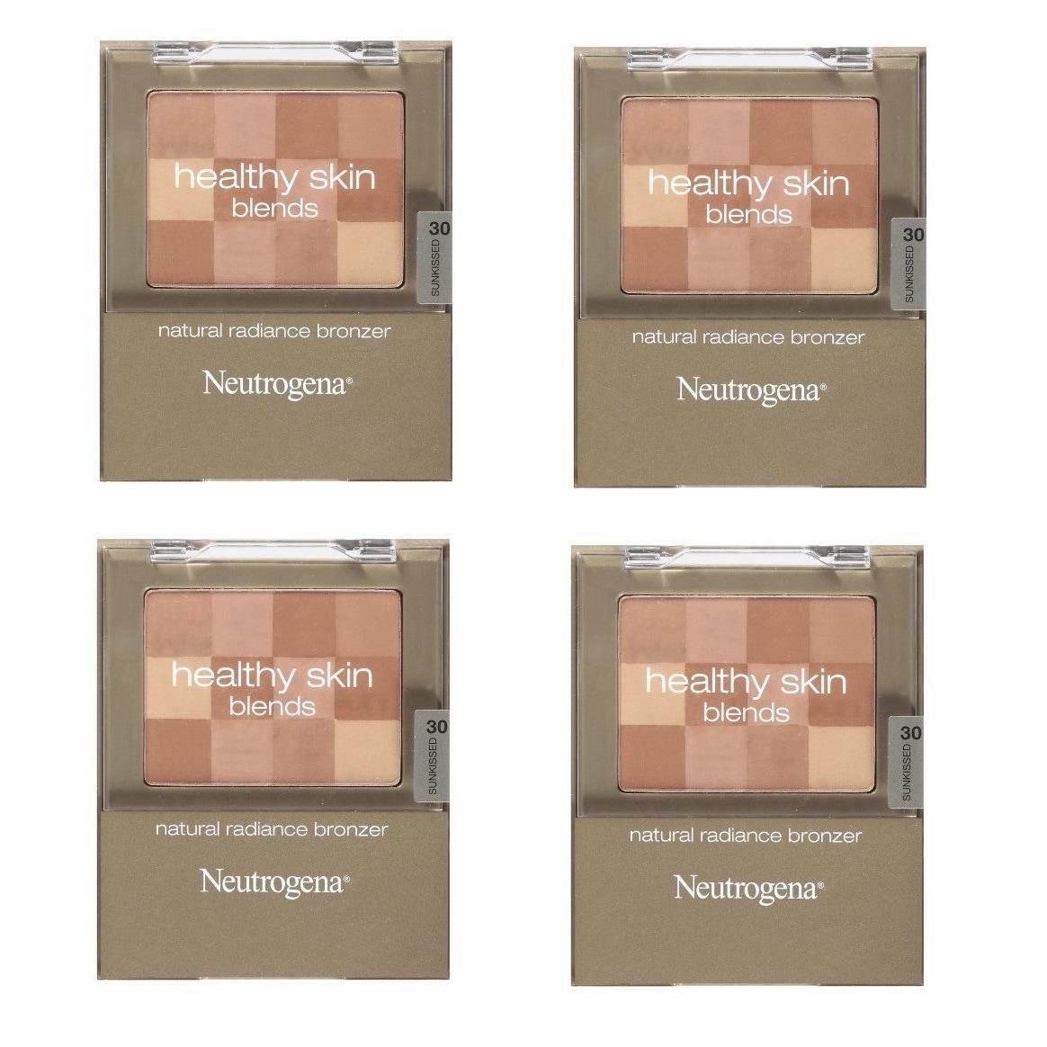 Neutrogena Skin Blends Natural Radiance Sunkissed Bronzer...