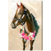 Carson Kressley 'Champion' Canvas Wall Art