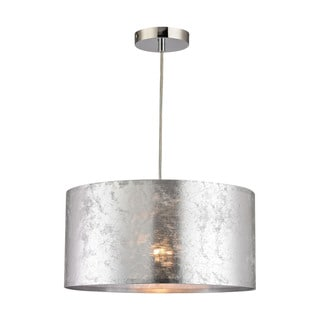 Sterling Home Boulevard 1-light Pendant in Silver