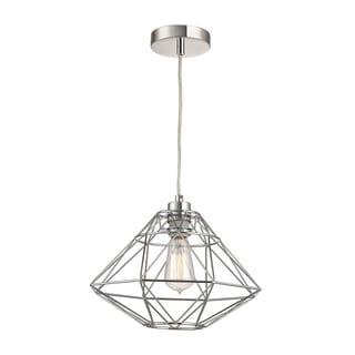 Sterling Home Paradigm 1-light Pendant in Chrome