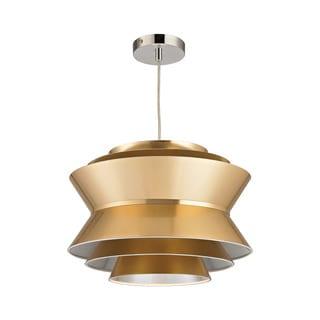 Sterling Home Godnik 1-light Pendant in Gold