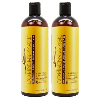 Dominican Magic Hair Follicle Anti Aging 15.87-ounce Leave-in Conditioner (Pack of 2)