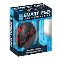 Smart Egg Labyrinth Puzzle Lava