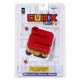 Cubix Tube Brain Teaser