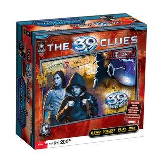 The 39 Clues Puzzle: 200 Pcs