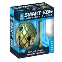 Smart Egg Labyrinth Puzzle Jester - Gold