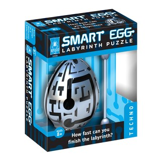 Smart Egg Labyrinth Puzzle Techno