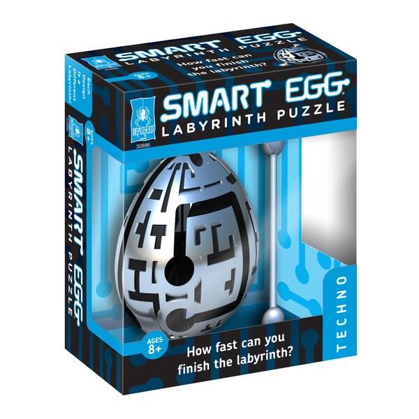 Smart Egg Labyrinth Puzzle Techno