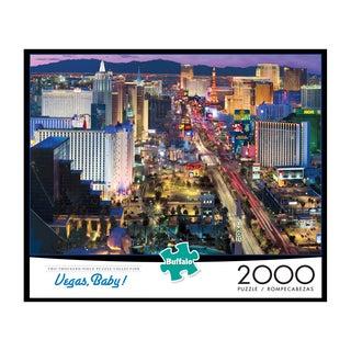 Vegas, Baby Jigsaw Puzzle: 2000 pcs