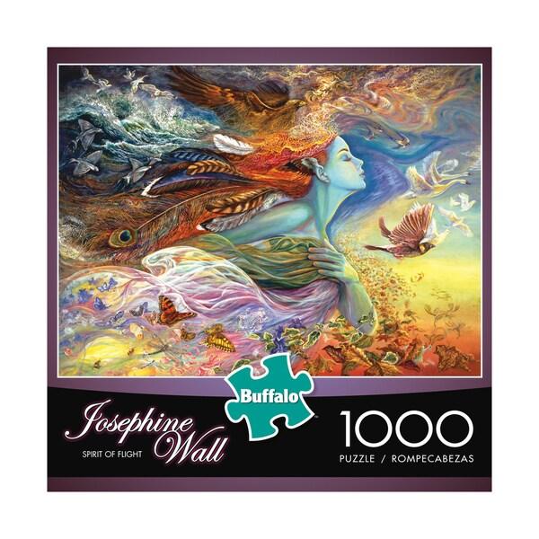 Josephine Wall Spirit of Flight: 1000-piece