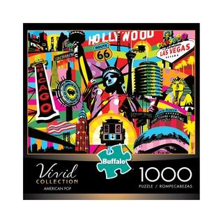 Vivid Collection American Pop: 1000-piece