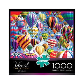 Vivid Collection Sky Roads: 1000-piece