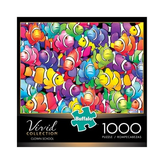 Vivid Collection Clown School: 1000-piece