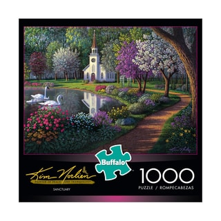 Kim Norlien Sanctuary: 1000-piece