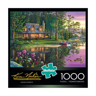 Kim Norlien Golden Moments: 1000-piece