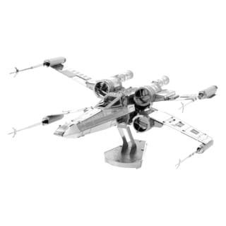 Metal Earth 3D Laser Cut Model Star Wars X-Wing Starfighter