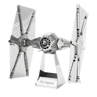 Metal Earth 3D Laser Cut Model Star Wars TIE Fighter