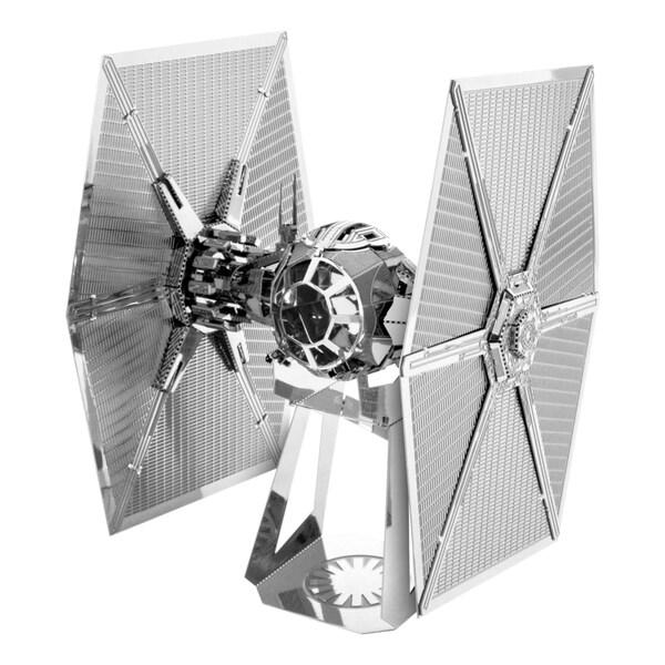 Metal Earth 3D Laser Cut Model Star Wars Episode 7 Special Forces TIE Fighter