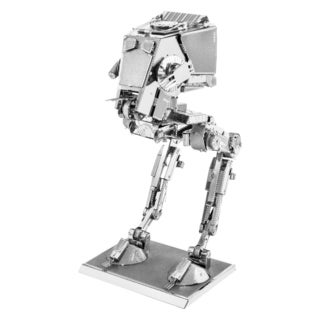 Metal Earth 3D Laser Cut Model Star Wars AT-ST