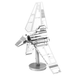 Metal Earth 3D Laser Cut Model Star Wars Imperial Shuttle