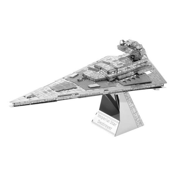 Metal Earth 3D Laser Cut Model Star Wars Imperial Star Destroyer