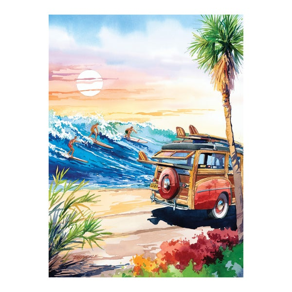 California Dreams Endless Summer: 1000 Pcs
