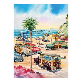 California Dreams Encinitas: 1000 Pcs