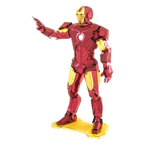Metal Earth 3D Laser Cut Model Marvel Avengers Iron Man