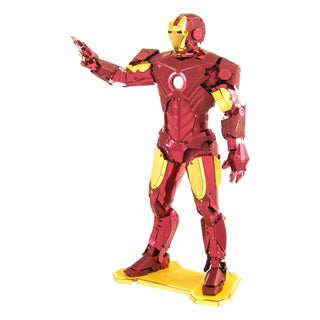 Metal Earth 3D Laser Cut Model Marvel Avengers Iron Man