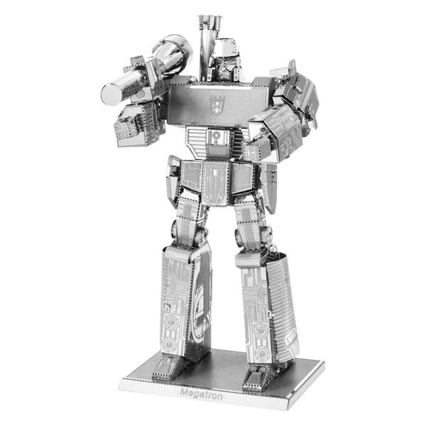 Metal Earth 3D Laser Cut Model - Transformers Megatron
