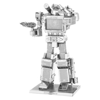 Metal Earth 3D Laser Cut Model - Transformers Soundwave