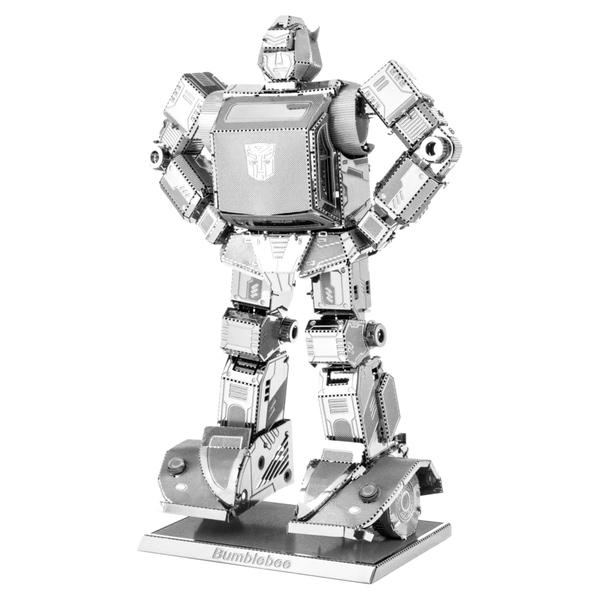 Metal Earth 3D Laser Cut Model - Transformers Bumblebee