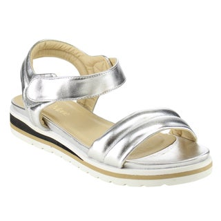 Bella Marie Bali-3 Flatform Slip On Sandals