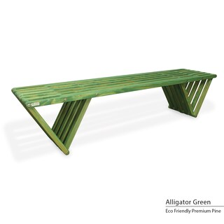 GloDea X70 Eco-friendly Wooden Bench (3 options available)
