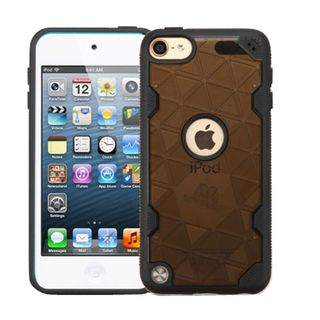 Insten Hard Snap-on Crystal Case Cover with Rugged Backside for Apple iPod Touch 5th Gen/ 6th Gen